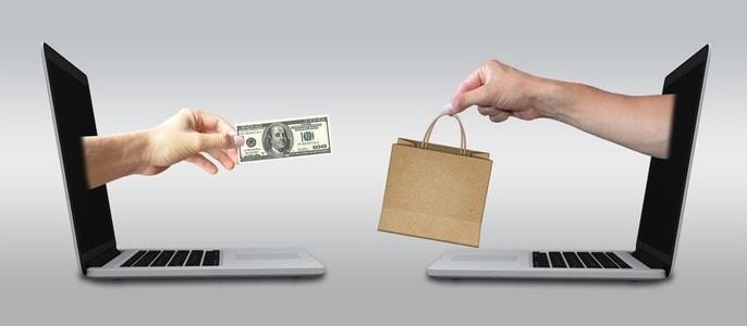 お金と商品の交換
