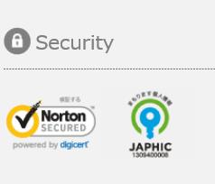 ハッピーメール公式サイトに掲載されているJAPHICマーク